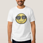 Emoji: Smiling Face With Sunglasses Tees