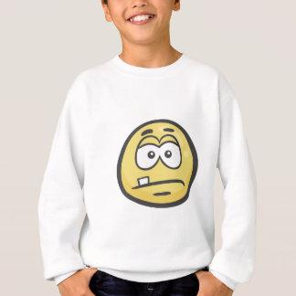 Emoji: Snaggle Tooth Sweatshirt