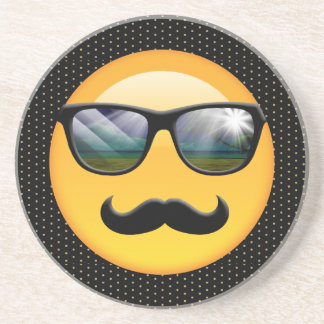 Emoji Super Shady ID230 Coaster