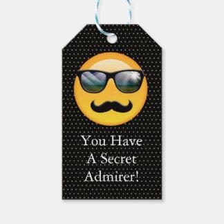 Emoji Super Shady ID230 Gift Tags