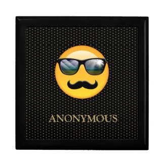 Emoji Super Shady ID230 Jewelry Box