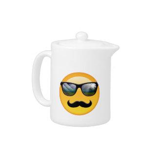 Emoji Super Shady ID230 Teapot