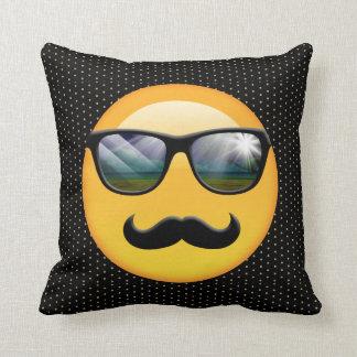 Emoji Super Shady ID230 Throw Pillow