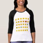 "emoji T-Shirt<br><div class=""desc"">cool emoji t-shirt</div>"