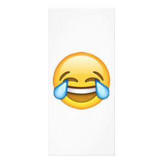 Emoji - Tears Of Joy Rack Card