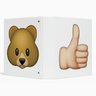 Emoji - Thumbs Up Binder