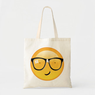 Emoji Totally Techie ID229 Tote Bag