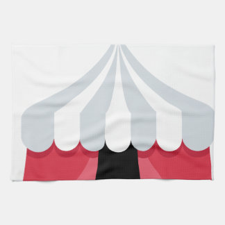 Emoji Twitter - Circus Tent Hand Towel