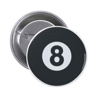 Emoji Twitter - Eight ball Pool Button