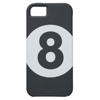 Emoji Twitter - Eight ball Pool iPhone SE/5/5s Case