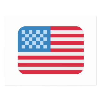 Emoji Twitter los EE.UU Bandera Postal