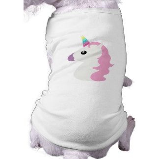 Emoji Unicorn T-Shirt