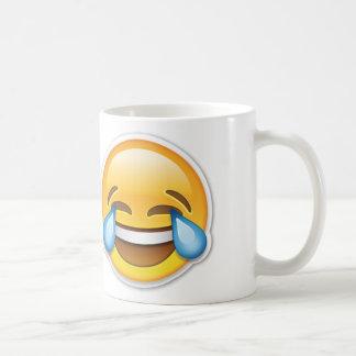 EmojiMugg Classic White Coffee Mug