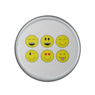 """Emojis"" Bumpster Speaker"