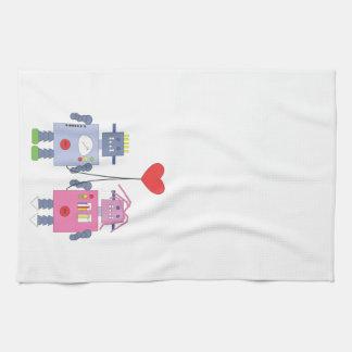 EMOs Turned On Towel
