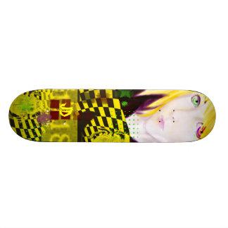 Emote Skateboard
