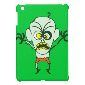 Emoticon asustadizo del zombi de Halloween