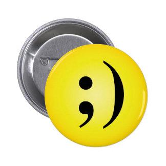 Emoticon Pins