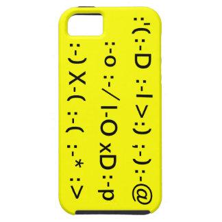 Emoticon Case iPhone 5 Case