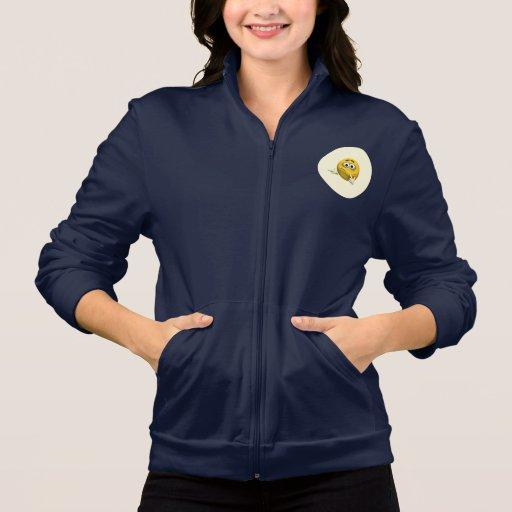 Emoticon confuso chaquetas