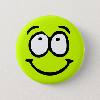 Emoticon Customizable Background Button