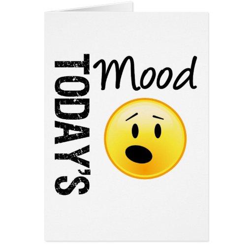 Emoticon de hoy OMG del humor Felicitaciones