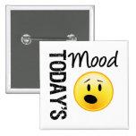 Emoticon de hoy OMG del humor Pin