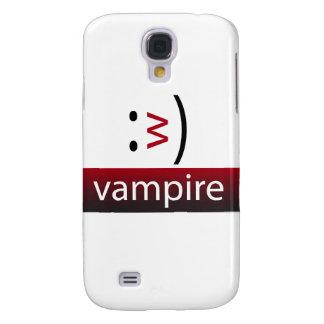 Emoticon de la diversión de la tipografía: Vampiro