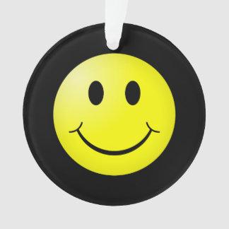 Emoticon del smiley del amarillo del cultura Pop