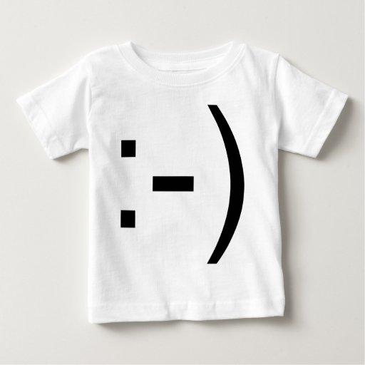 ¡Emoticon feliz de la cara! Tee Shirt