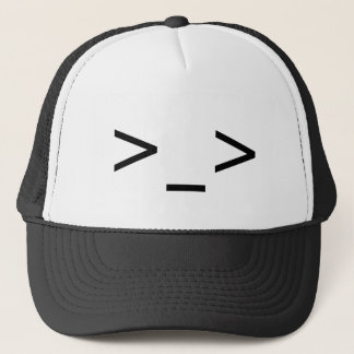 >_> Emoticon Hat