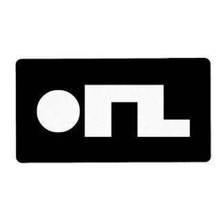 Emoticon Kaomoji Emoji de ORZ Etiquetas De Envío