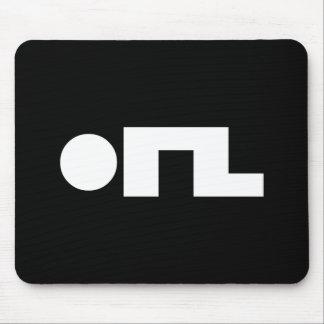 Emoticon Kaomoji Emoji de ORZ Mouse Pad