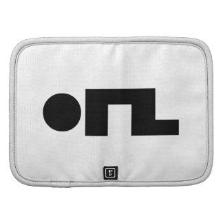 Emoticon Kaomoji Emoji de ORZ Organizador