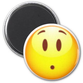 Emoticon magnet