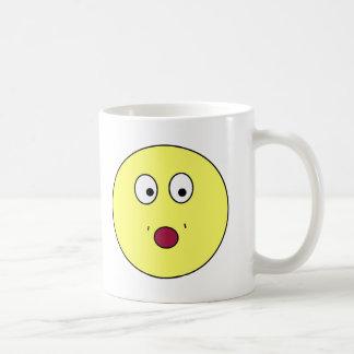 Emoticon principal tazas de café