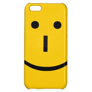 Emoticon, Smiley Face iPhone 5C Case