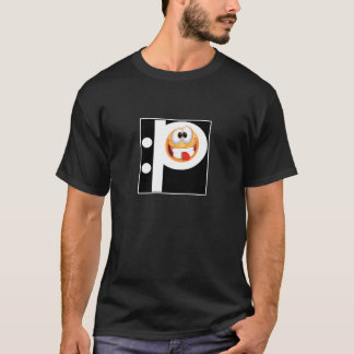 Emoticon Sticking Tongue Out T-Shirt