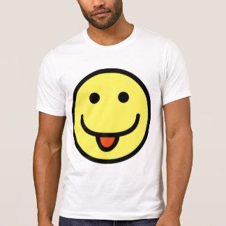 Emoticon Tongue Out Shirt