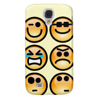 Emoticons amarillo-naranja