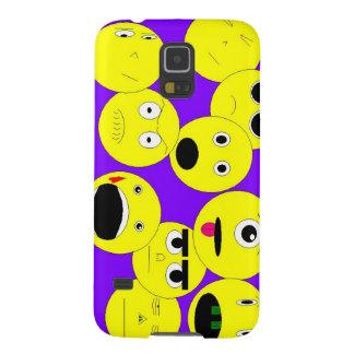 Emoticons Carcasas Para Galaxy S5