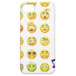 Emoticons iPhone 5 Case-Mate Cárcasa