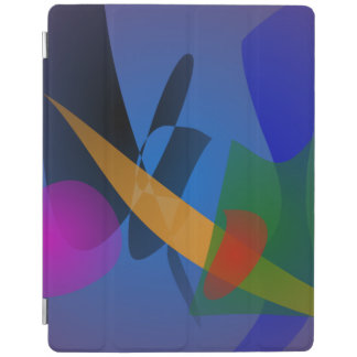 Emotion Abstract Art iPad Cover