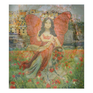 Emotion - Gypsy Angel in Italy Poster
