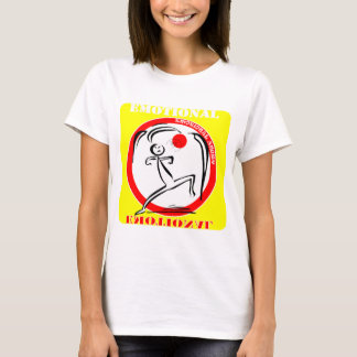 emotional angry T-Shirt