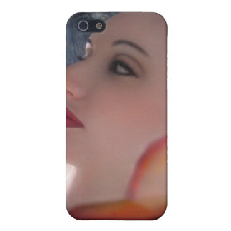 Emotional Free Fall - Self Portrait iPhone SE/5/5s Cover