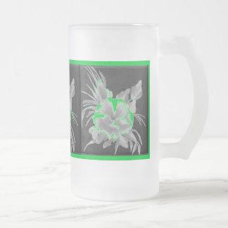 Emotional healing and protection of green, mug