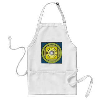 Emotional intuition adult apron