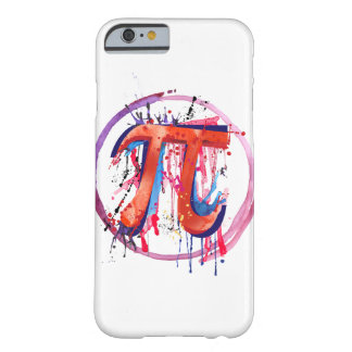 Emotional Pi, Action Painting Art Barely There iPhone 6 Case