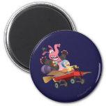 Emotional Roller Coaster 2 Inch Round Magnet